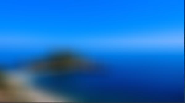 blur effect