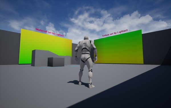 Unreal Engine Sample Project | Lightact