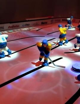 Interactive Hockey