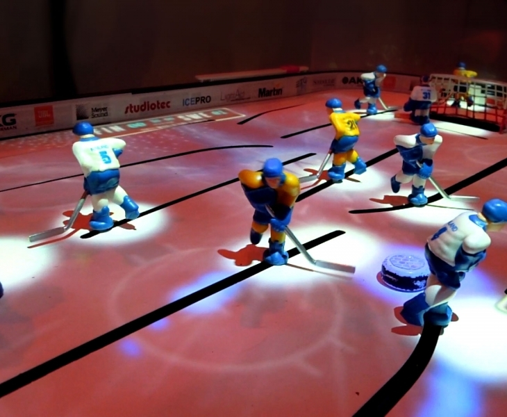 Helsinki Interactive Hockey
