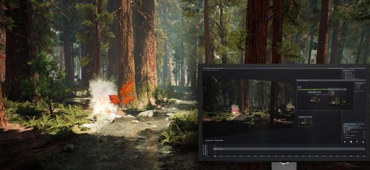 Lightact and Unreal Engine