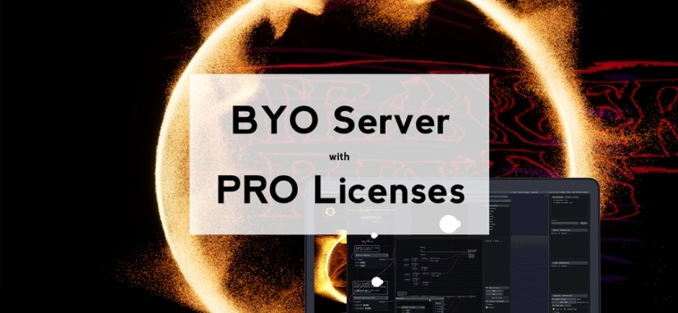 BYO Server – Lightact Pro Licenses