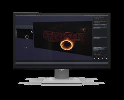Lightact Pro 4 x 4K