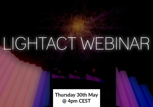 Lightact Webinar