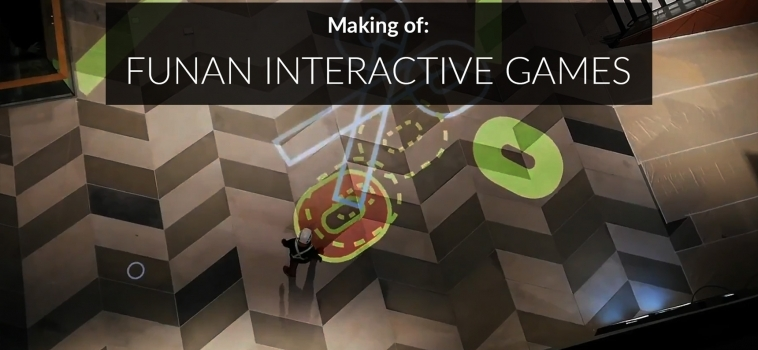 Making of Funan Interactive Games