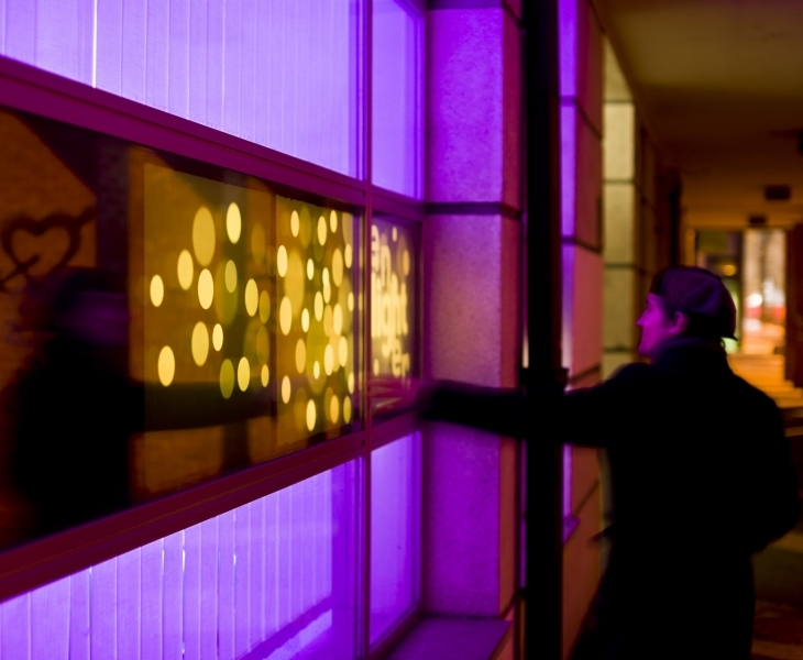 Interactive LightBoxes