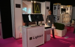 Lightact 3.0 at ISE 2018