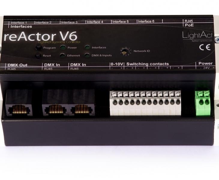 reActor V
